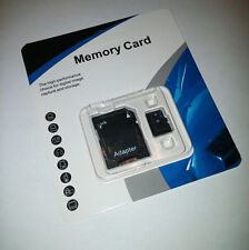 32GB Micro SD SDHC SDXC TF Flash Memory Card Class 10 For Cell Phone Camera MP3