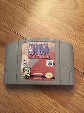 NBA Courtside Nintendo 64 N64 Game Cart Works BA5