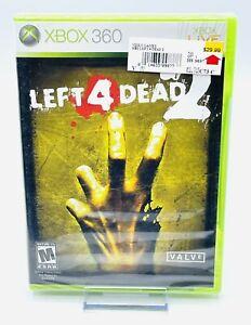 Left 4 Dead 2 (Xbox 360, 2009) Factory Sealed New Complete CIB RARE