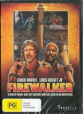 FIREWALKER - CHUCK NORRIS - NEW & SEALED REGION 4 DVD FREE LOCAL POST