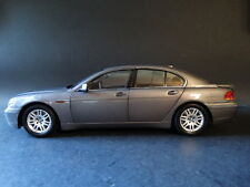 Kyosho BMW 745i 7 Series Dk Grey 1:18 Scale Die Cast Metal Model Auto Car