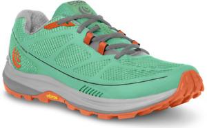 Topo Athletic Terraventure 2 Mint/Tangerine Running Shoe Women's sizes 6-11/NEW!