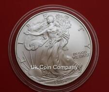 2004 American 1 oz Silver Eagle Liberty $1 One Dollar Coin