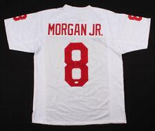Stanley Morgan Jr Autographed Nebraska Cornhuskers Jersey JSA  COA  Authentic!