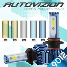 AUTOVIZION LED HID Headlight Conversion kit 9012 6000K for 2016-2016 Scion iM