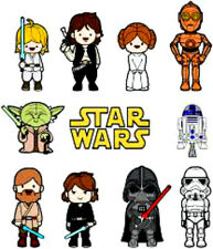20 Star wars  Design Nail Art Manicure Tips Sticker Decal DIY Decoration