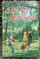 Ellen G White Vintage 1964 HB Life at Its Best Pacific Press SDA Adventist Book