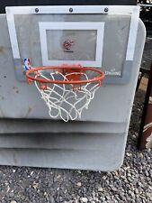 Spalding Nba Wizards Over-The-Door Mini Basketball Hoop