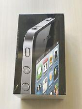 Apple iPhone 4 - 8 GB Black Brand New Factory Sealed - AU Stock