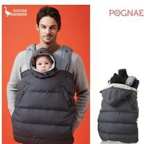 Pognae Premium Hungarian Goose Down Winter Baby Carrier Warmer Cover Ch