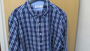 NAUTICA   SLIM fit   Blue Shirt  3XL