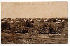 MADAGASCAR DIEGO SUAREZ Vue de TANAMBAO sortie d'antsirane vers le camp d'ambre