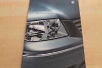 132475) VW Bora + Variant - Special - Prospekt 07/2001