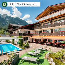 Oberbayern 8 Tage Garmisch-Partenkirchen Urlaub Hotel Rheinischer Hof Gutschein