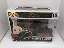 Funko Pop Rides - Daenerys & Drogon - 15 - Game of Thrones