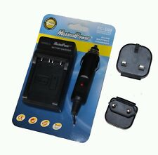 MaximalPower Camera Charger for SONY NP-FT1/NP-FE1/NP-FR1/NP-BD1/NP-FD1/ BG1/FG1