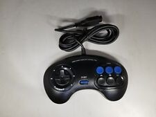 NEW Blockbuster 3 Button Controller W/ Turbo Auto Fire for Sega Genesis M24