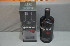 More details for 4.5 litre brockmans intensely smooth premium gin unique dummy bottle in box 43cm