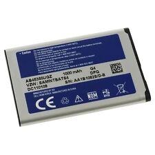** 3.7V Li-Ion Samsung Cell Phone Battery AB46365UGZ 1000mAh VZW: SAMINTBATS4 **