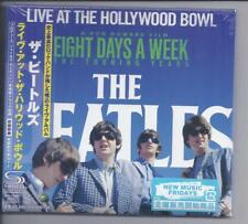 The BEATLES Live At The Hollywood Bowl Eigth Days A Week OST JAPAN CD digisleeve