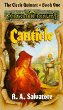 Cleric Quintet  Canticle by R.A Salvatore Forgotten Realms 1560761199