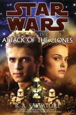 Star Wars - Episode 2 Attack of the Clones - HC w/DJ 1st EDITION 2002