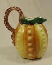 Handmade Harvest Pitcher 10in x 9in x 7in 24-38f Vintage Ceramic