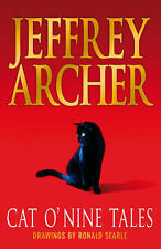 Cat O' Nine Tales, Jeffrey Archer | Hardcover Book | Good | 9781405032575