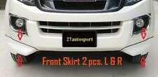 BODY KIT X - SERIES FOR SMART CAB 2D ALL NEW ISUZU D MAX D-MAX 2012 2013 12 13 +
