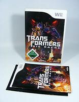 TRANSFORMERS DIE RACHE für Nintendo Wii komplett mit OVP und Anleitung Spiel