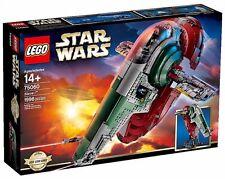 NEU LEGO® Star Wars 75060 - Slave I™ NEU & OVP Boba Fett Han Solo Bespin-Wache