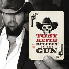 TOBY KEITH - BULLETS IN THE GUN NEW CD