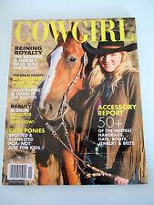 COWGIRL INSPIRING THE MODERN WESTERN LIFESTYLE MAGAZINE NOVEMBER 2014