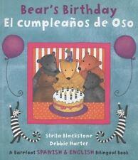 Bear's Birthday/El Cumpleanos de Oso-ExLibrary