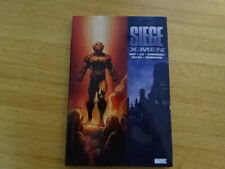Rare Copy Of Siege: X-Men Hard Cover Graphic Novel! Marvel!