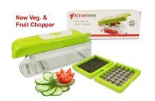 Actionware Multipurpose Fruit Vegetable Dicer Slicer Cutter Chopper Grater Shred