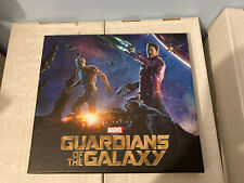 More details for the art of marvel guardians of the galaxy book with slipcase