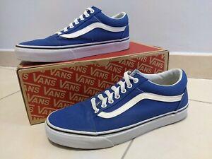 scarpe vans uomo blu