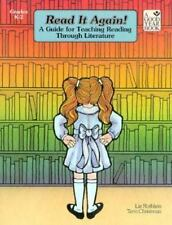 READ IT AGAIN! A Guide For Teaching Reading Through Literature K-2nd Education