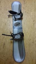 snowboard 157 cm lang crazycreek incl. Bindung