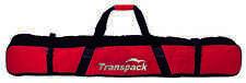 Snowboard BAG RED/Black 165 cm Single from TRANSPACK 8322-04SNOWBOARD SINGLE  Fu
