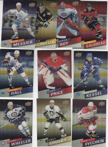 2015-16 UPPER DECK TIM HORTONS INSERTS FINISH YOUR SET YOU PICK