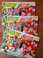 3 Empty Album+Cards El Chavo/El Chapulin 240 complet STICKER 70s /VENEZUELA   #2