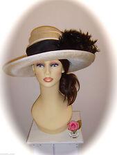 Nigel Rayment Sinamay Formal Hats for Women
