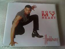 HADDAWAY - ROCK MY HEART - 4 MIX DANCE CD SINGLE