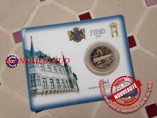2 Euro CC Coincard BU Luxembourg 2016 - Grande Duchesse Charlotte