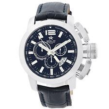 Metal.CH Chronometrie Chrono Series Mens Chronograph Swiss Made Watch 2153.44