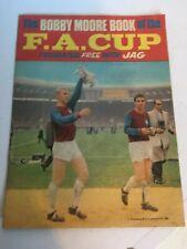 Jag Comics First Edition Bobby Moore FA Cup Supplement 1968 Fleetway Tiger Comic