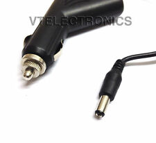 Car Adapter 12V/24V to 12V/1A 2.1mm male plug cord (fit most chargers)