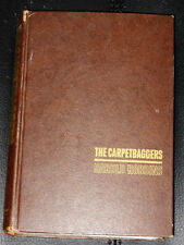 The Carpetbaggers Signed 1st Edition Harold Robbins 1961